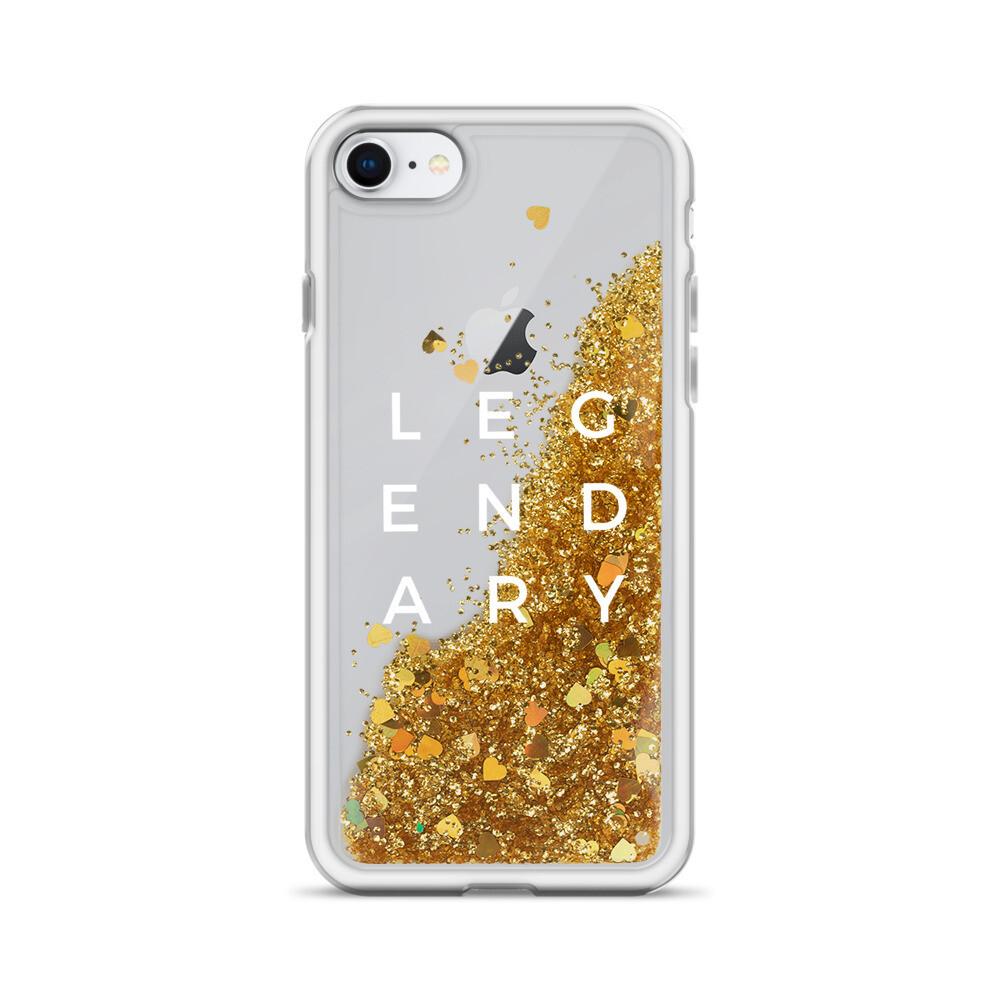 LEGENDARY - Liquid Glitter Phone Case -byHISdirection Apparel - Unisex