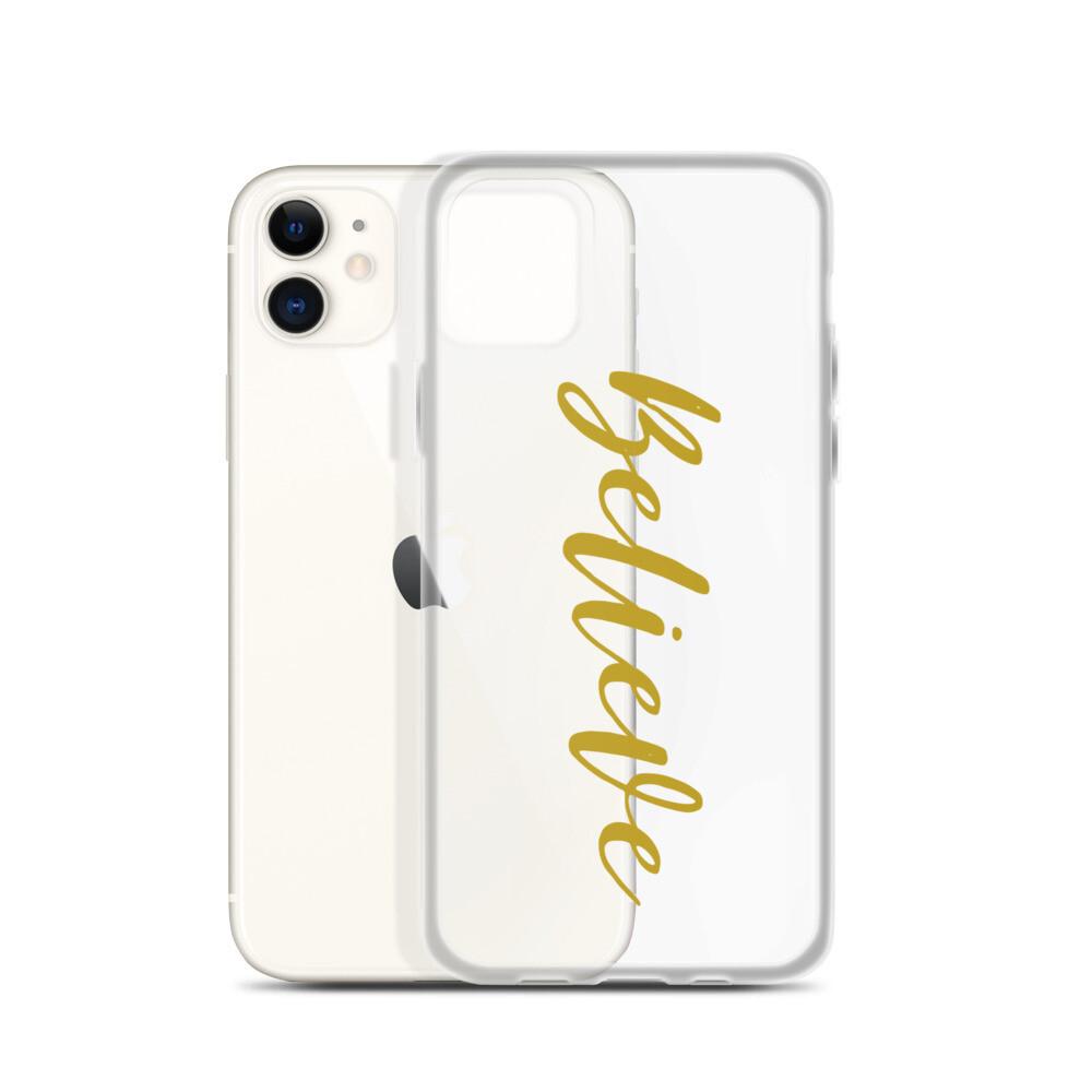 Believe -  iPhone Case byHISdirection Apparel - Unisex