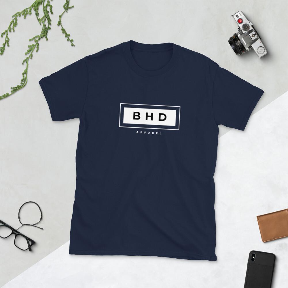 BHDA the Brand - Short-Sleeve Unisex T-Shirt - byHISdirection Apparel