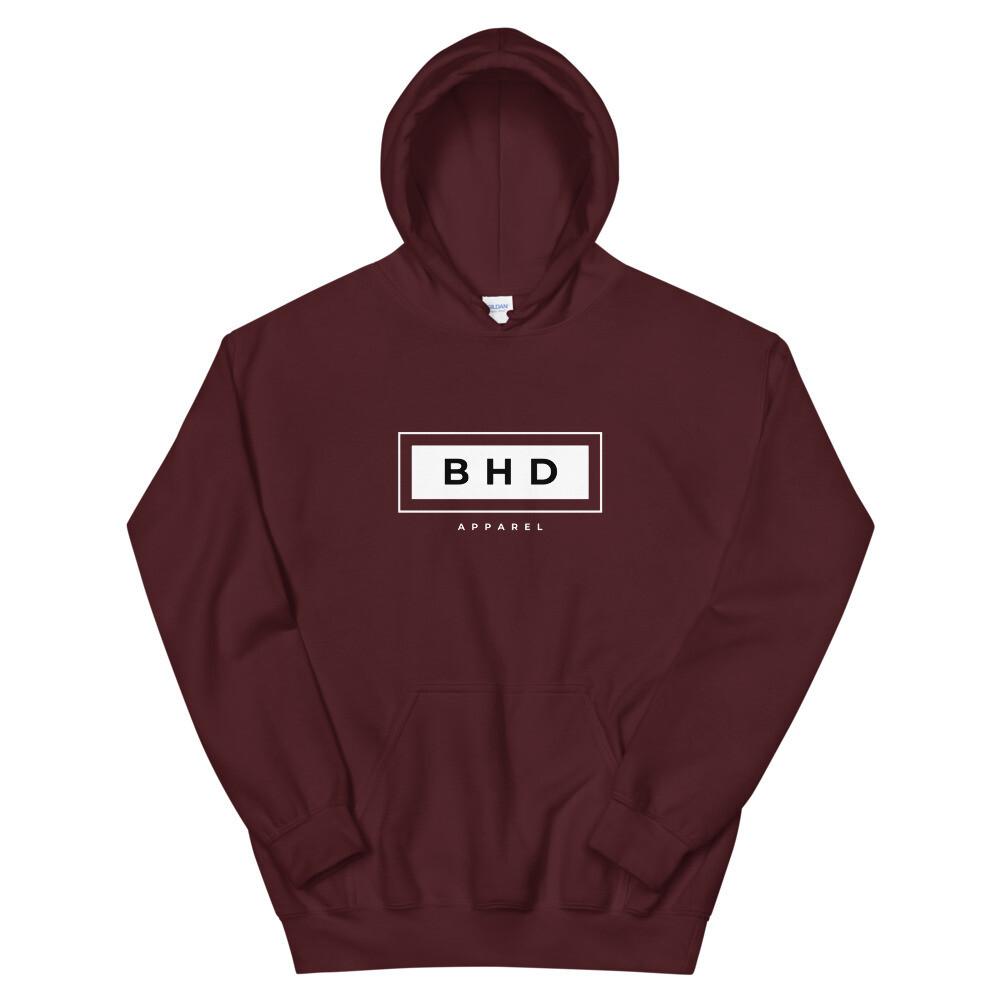 BHDA Unisex Hoodie - byHISdirection Apparel - Unisex