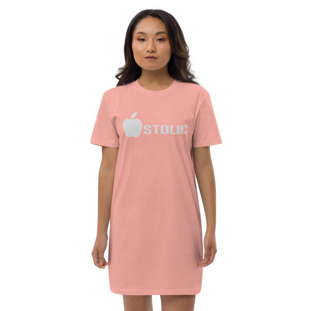 Apostolic - Organic cotton t-shirt dress
