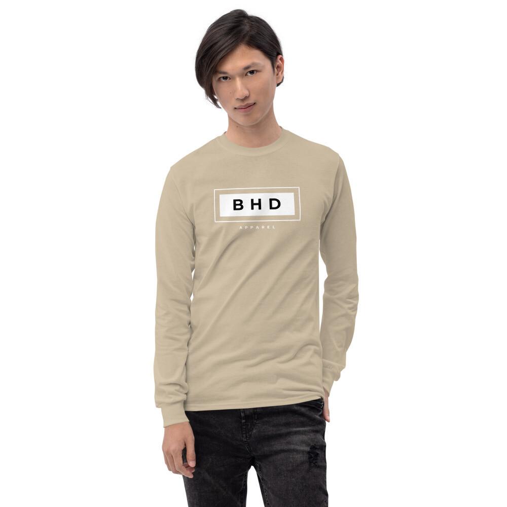 BHD Apparel Men's Long Sleeve Shirt