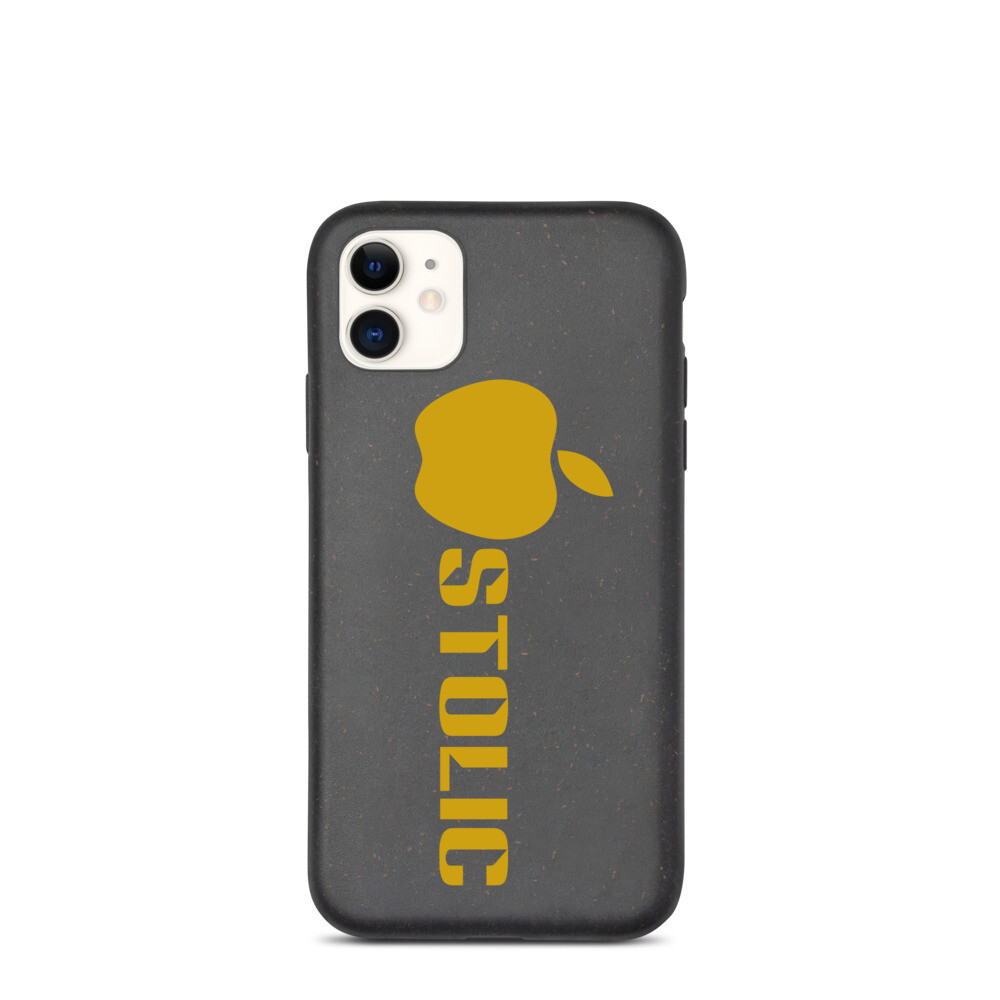 Apostolic Biodegradable phone case