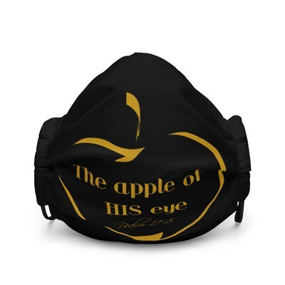 Apple of HIS Eye Face mask