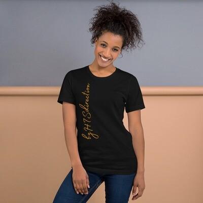 byHISdirection Short-Sleeve Unisex T-Shirt