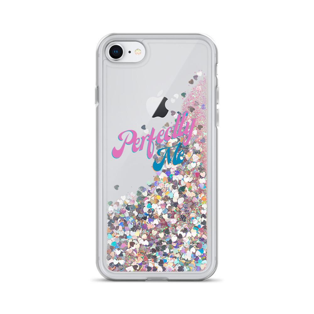 Perfectly Me - Liquid Glitter Phone Case