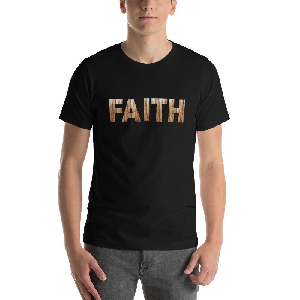 FAITH - Short-Sleeve Men T-Shirt