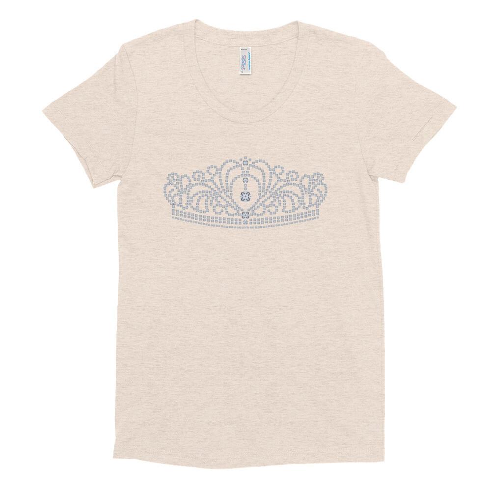 Crowned - Women's Crew Neck T-shirt