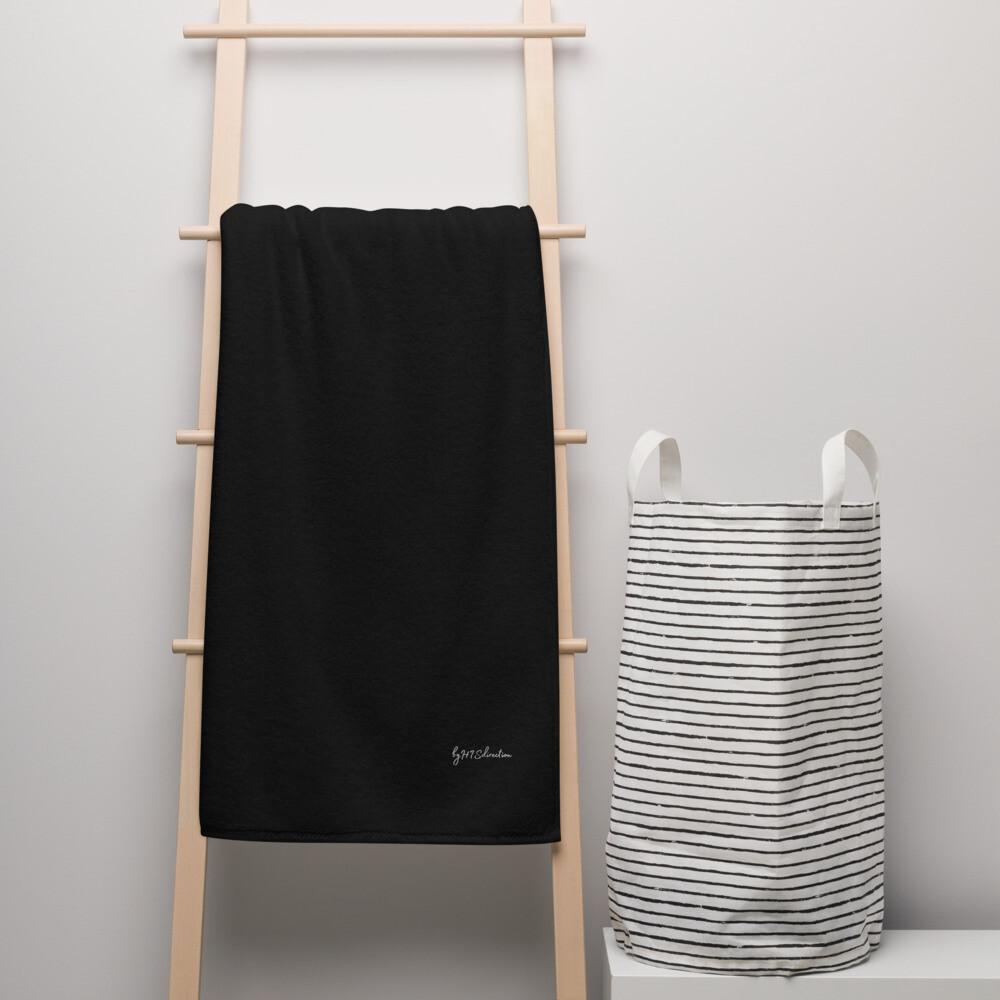 byHISdirection - Oversized Turkish cotton towel