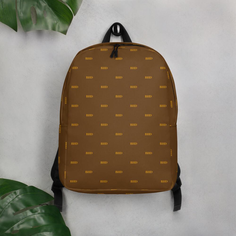 BHD Signature Minimalist Backpack
