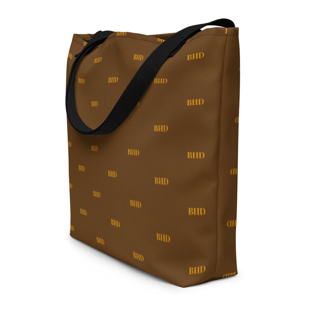 BHD Signature Beach Bag