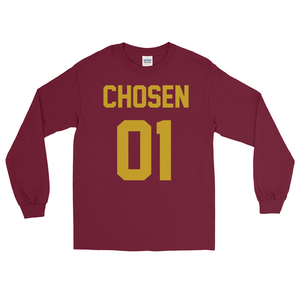 Chosen One - Men's Long Sleeve Shirt