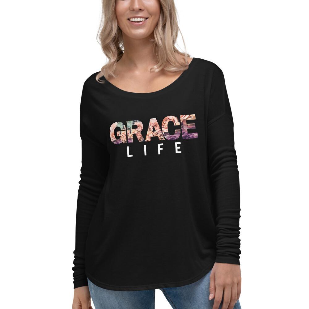 Grace Life Ladies' Long Sleeve Tee