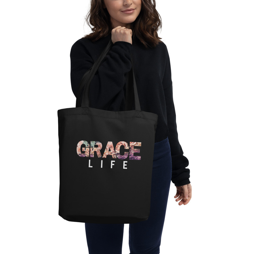 Grace Life Eco Tote Bag