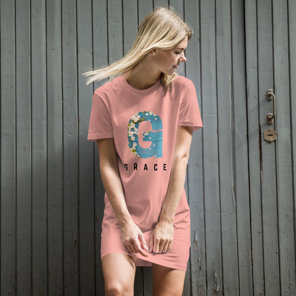 G Organic cotton t-shirt dress