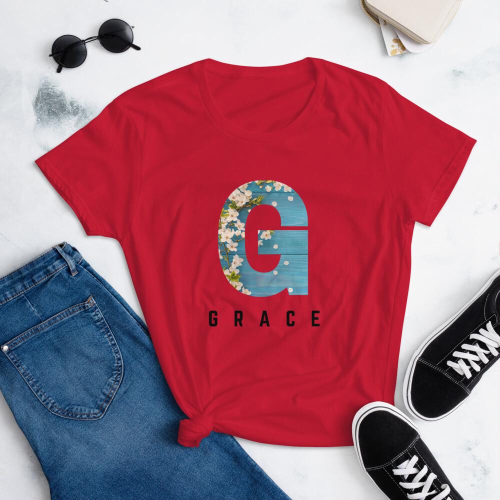 G Women's short sleeve t-shirt
