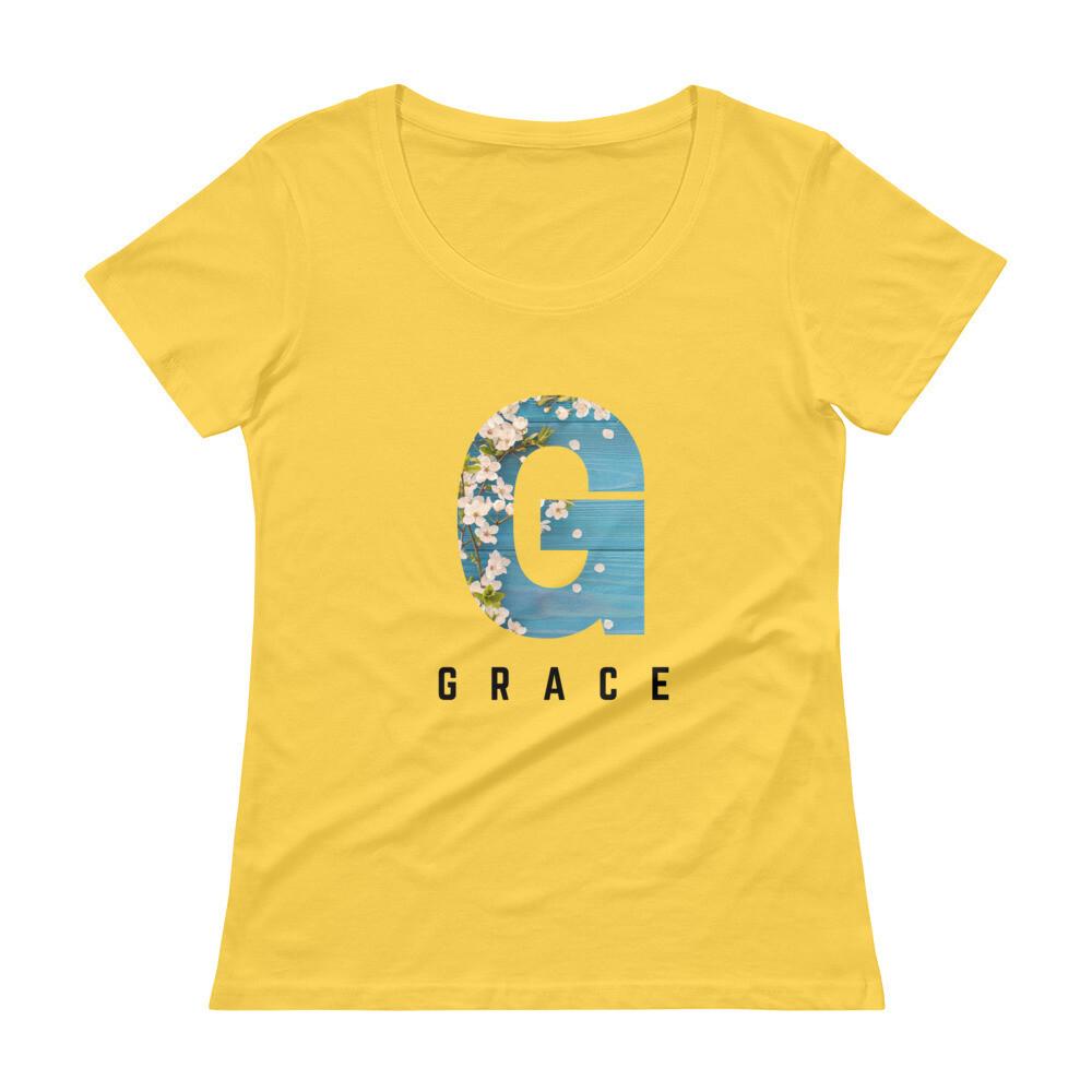 G Ladies' Scoopneck T-Shirt