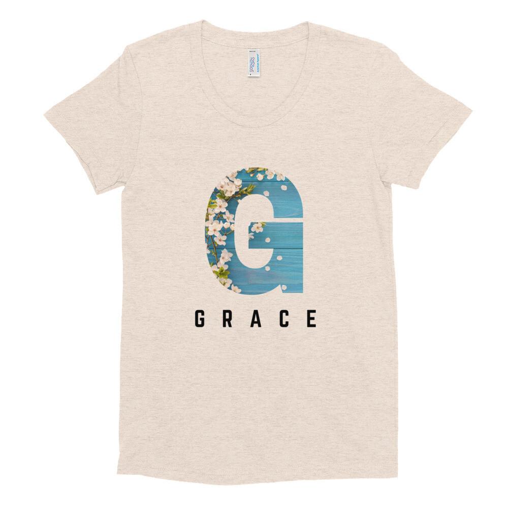 G Women's Crew Neck T-shirt