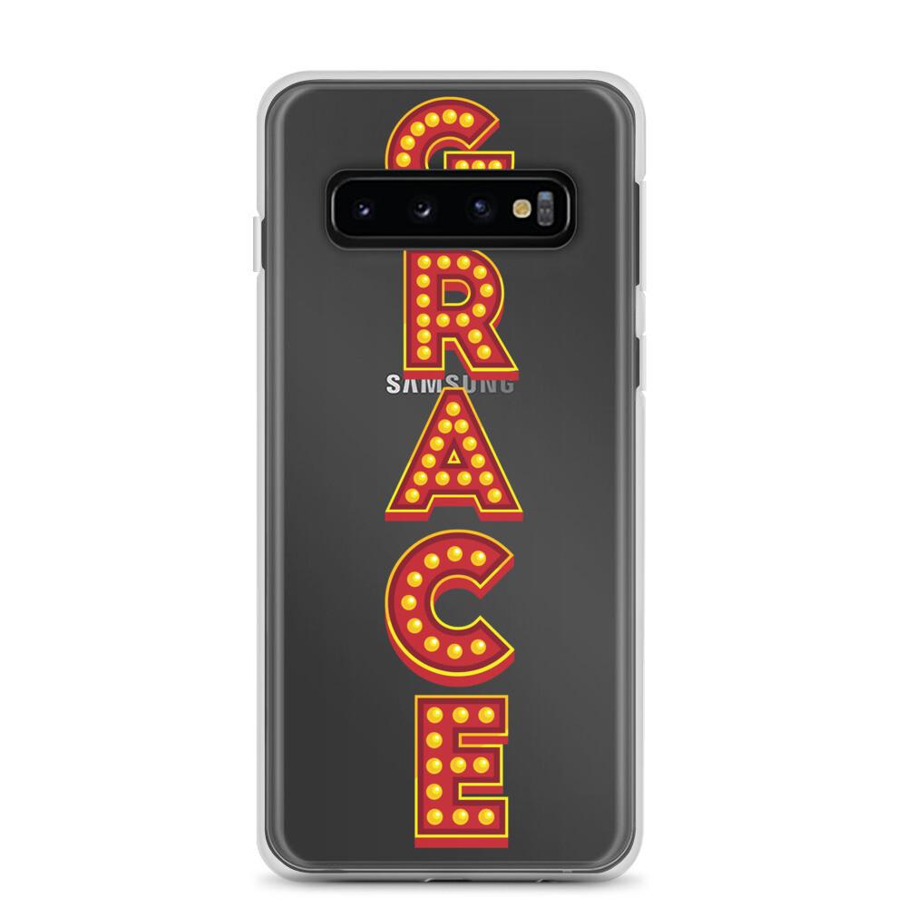 Grace Show Lights Samsung Case