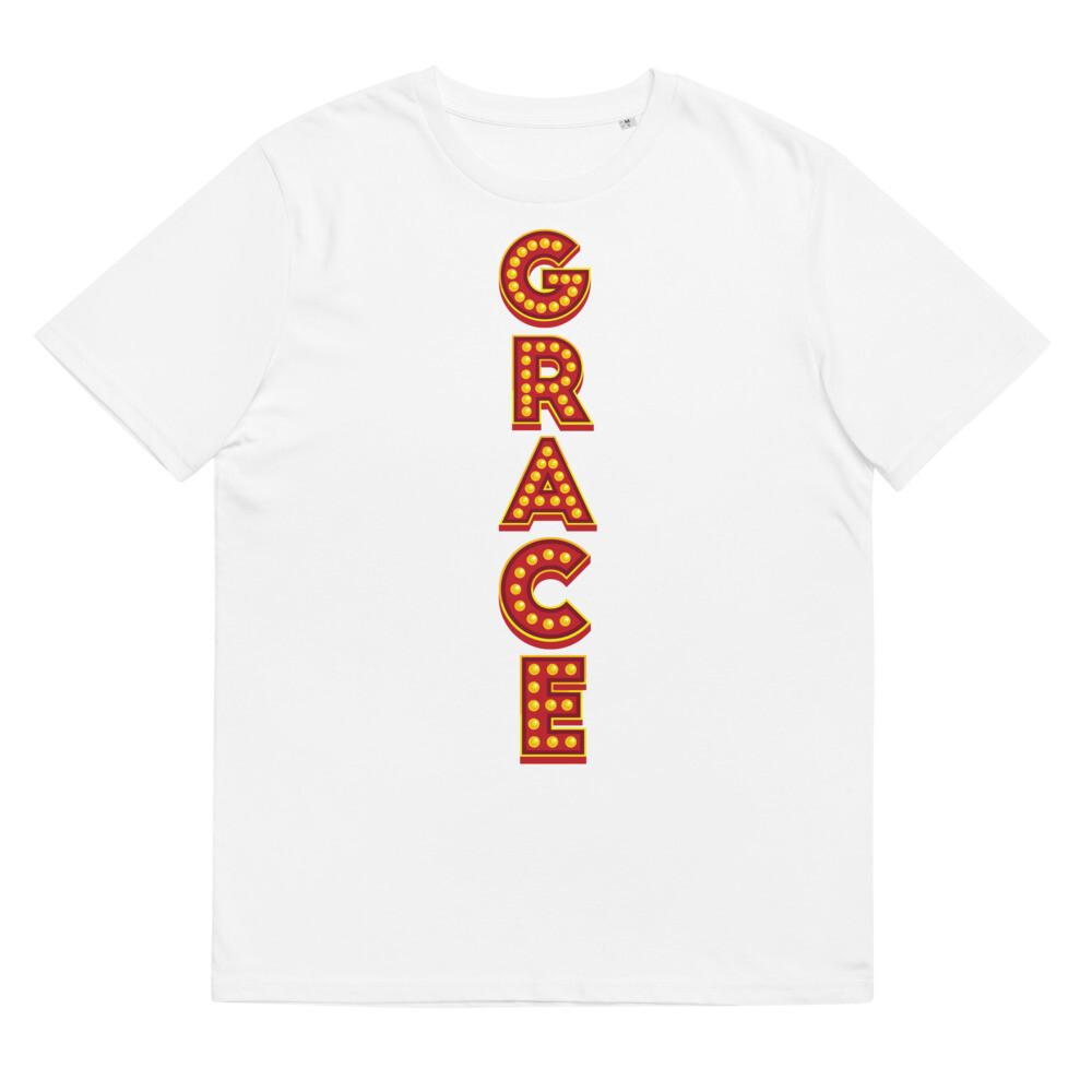 Grace Showlight organic cotton t-shirt