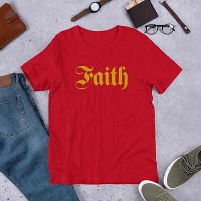 Classic Faith Short-Sleeve Unisex T-Shirt