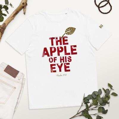 Apple of HIS Eye Ladies organic cotton t-shirt