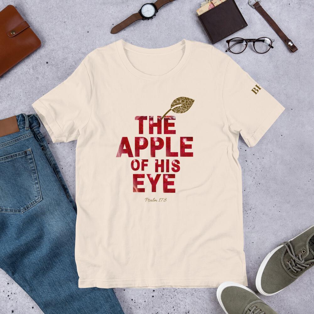 The Apple of HIS Eye Short-Sleeve Ladies T-Shirt