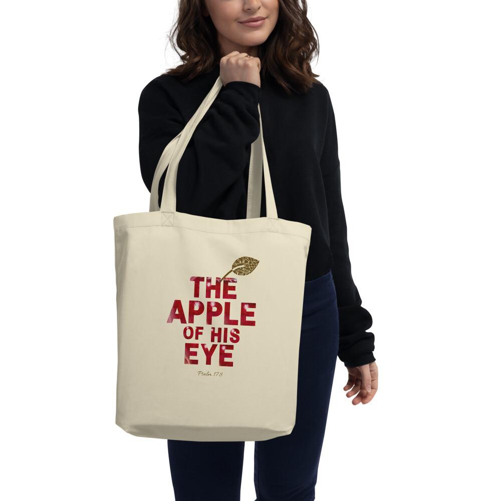 The Apple of HIS Eye Eco Tote Bag