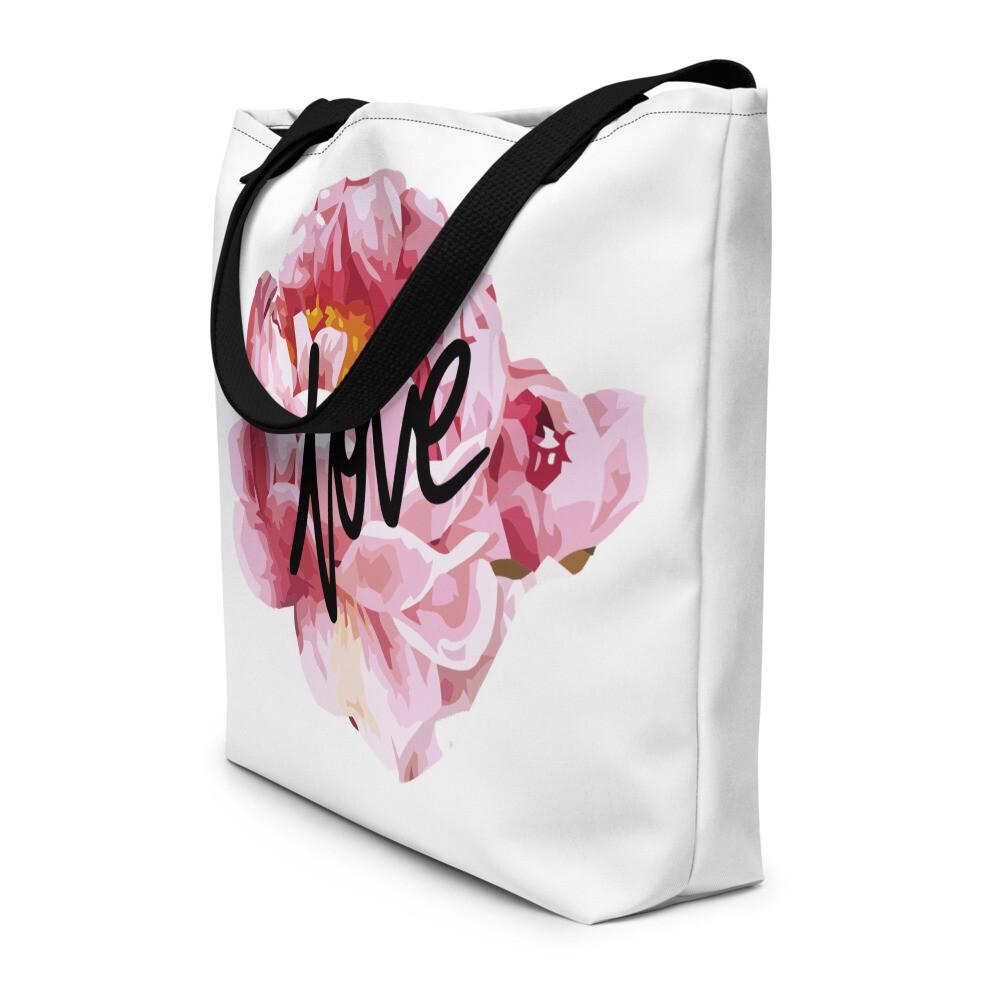 Love Flowers Bag