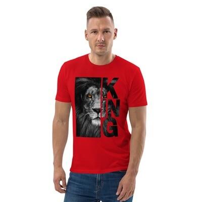 KING organic cotton t-shirt