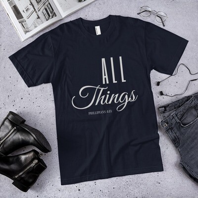 All Things T-Shirt - Grey