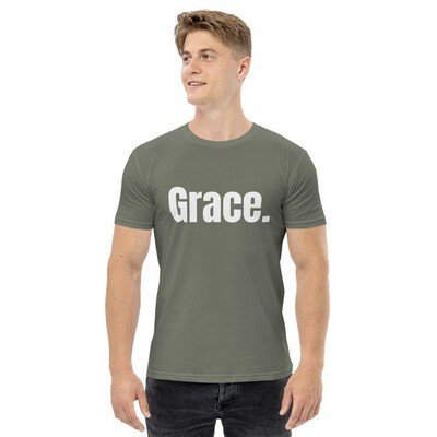 Grace Period Men's staple tee