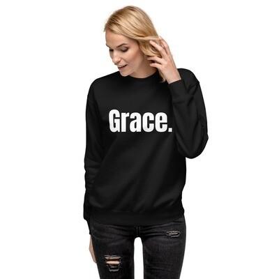 Grace Period Unisex Fleece Pullover