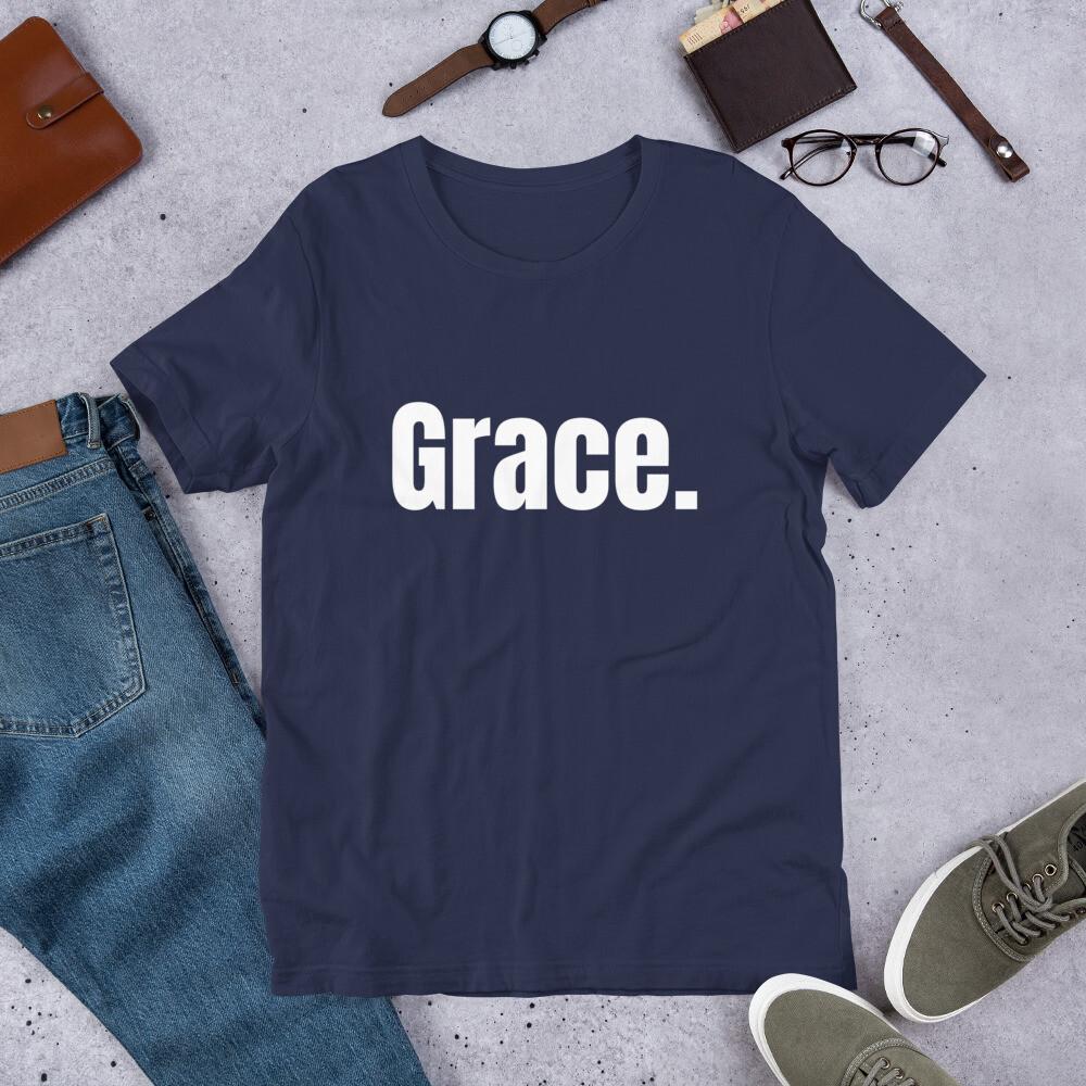 Grace Period Short-Sleeve Unisex T-Shirt