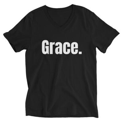 Grace Period Unisex Short Sleeve V-Neck T-Shirt