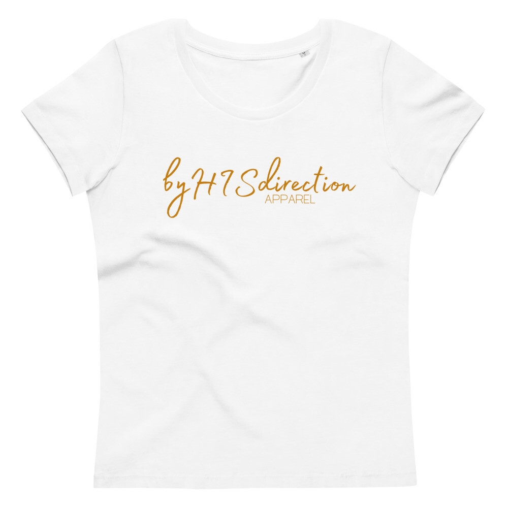 BHD Apparel Script Women's fitted eco tee