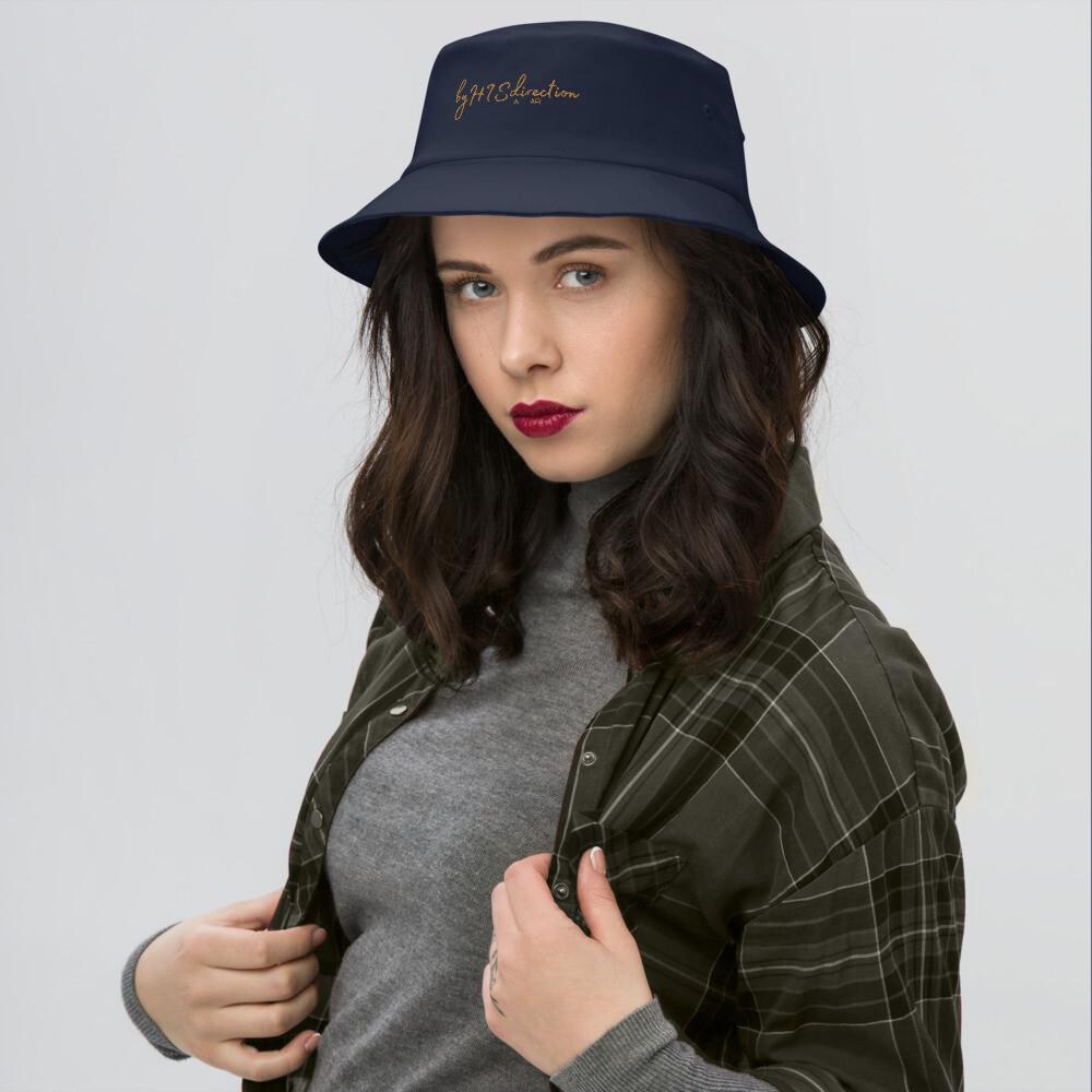 BHD Apparel Script Old School Bucket Hat