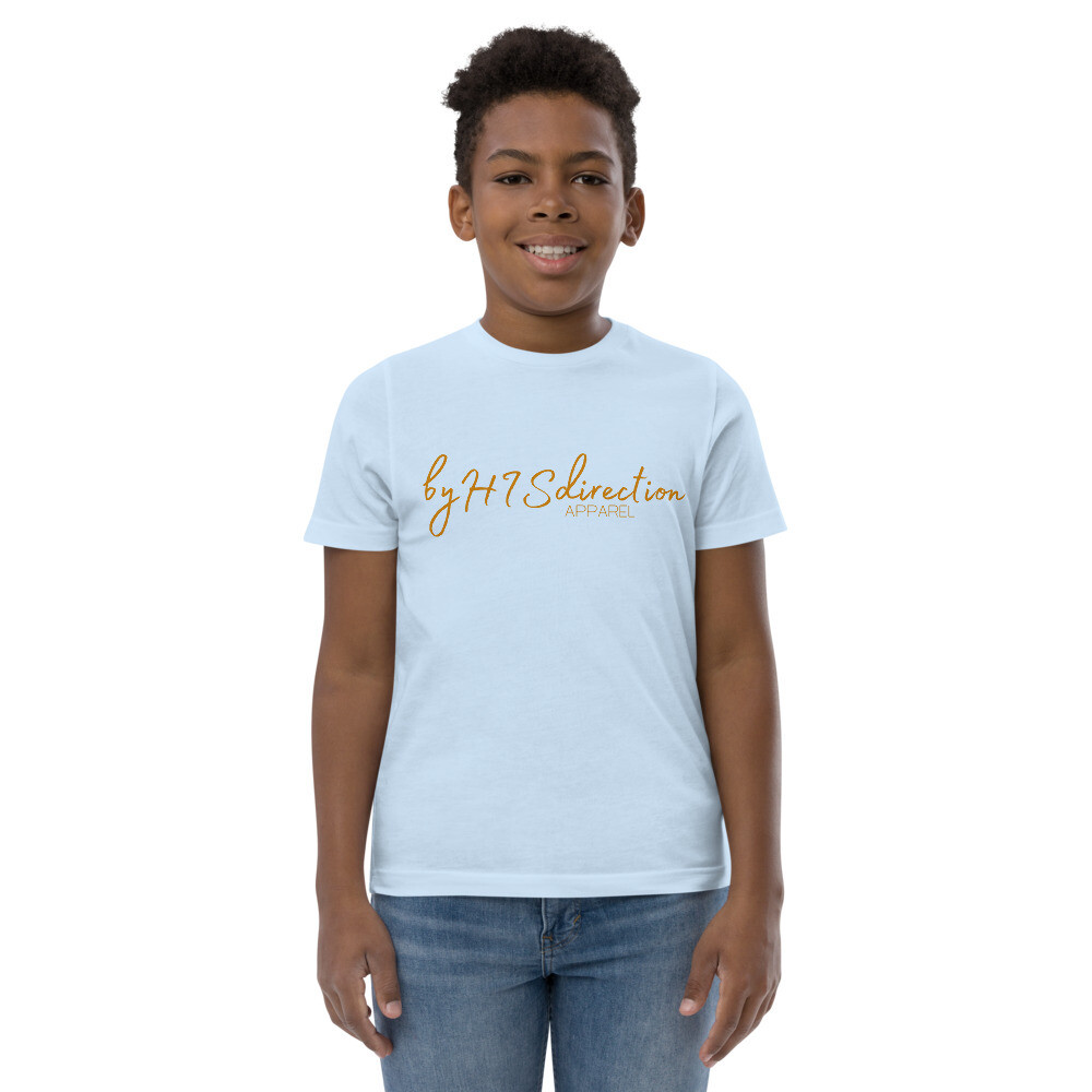 BHD Apparel Script Youth jersey t-shirt