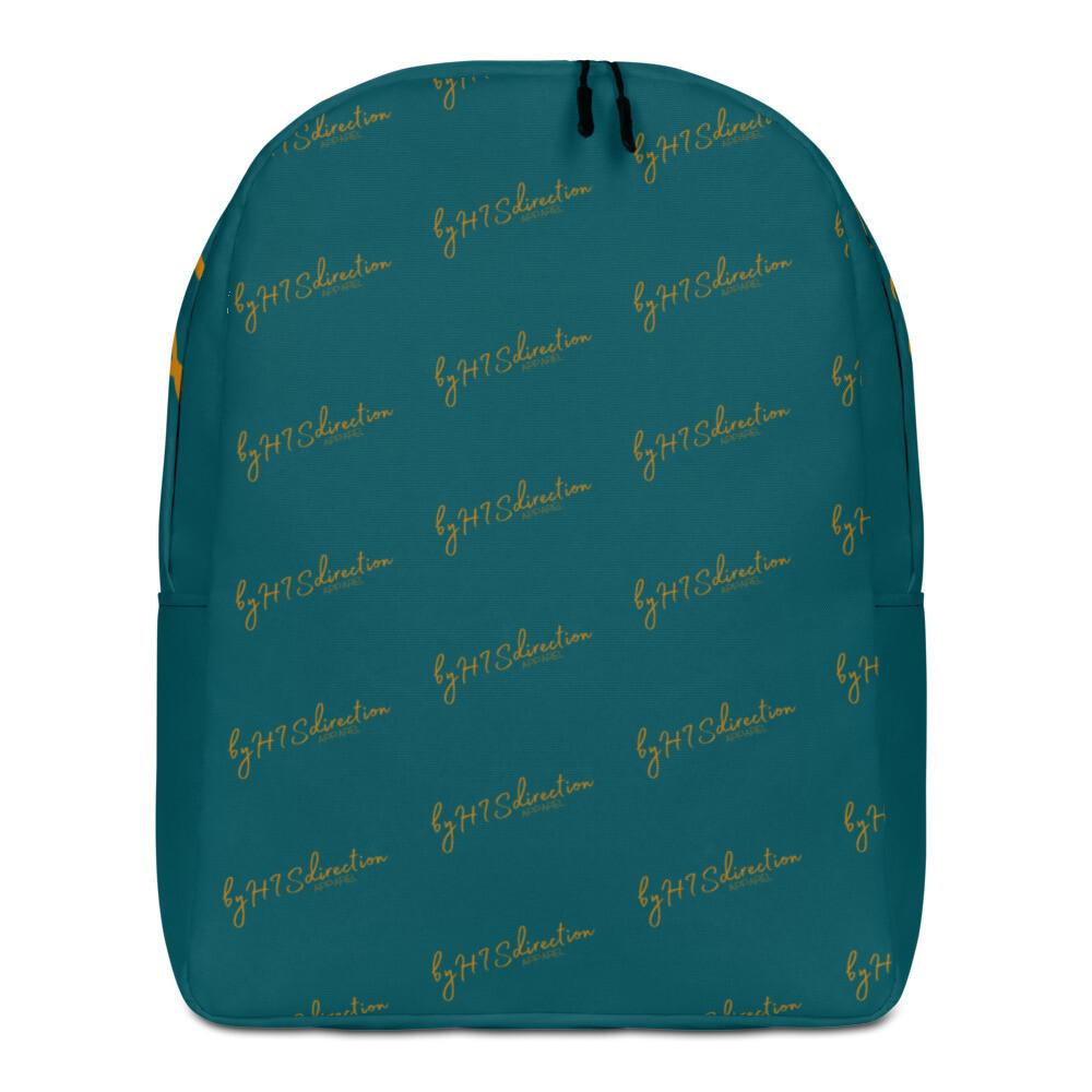 BHD Apparel Minimalist Backpack