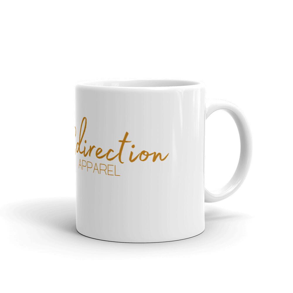 BHD Apparel White glossy mug