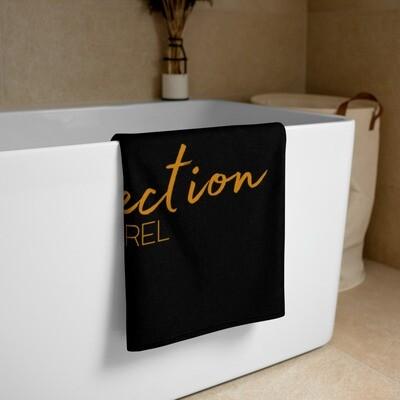 BHD Apparel Script Towel