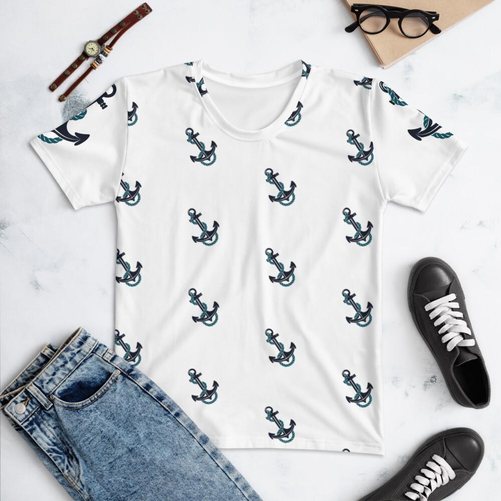 Anchored Women's T-shirt
