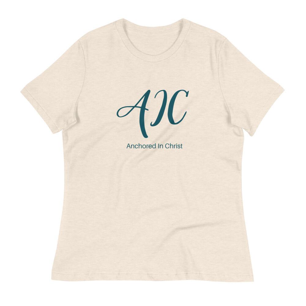 AIC - Women's Relaxed T-Shirt