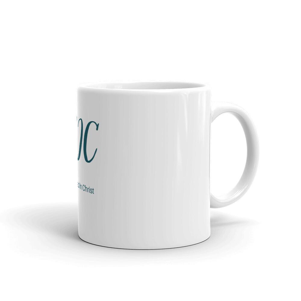 AIC - White glossy mug
