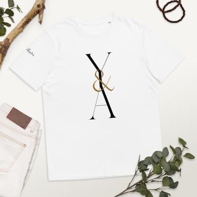Yes & Amen Unisex organic cotton t-shirt