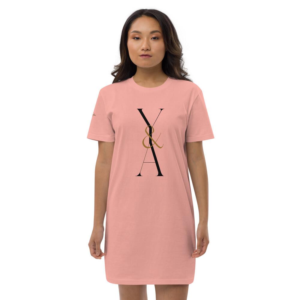 Yes & Amen Organic cotton t-shirt dress