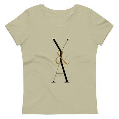 Yes & Amen Women's fitted eco tee