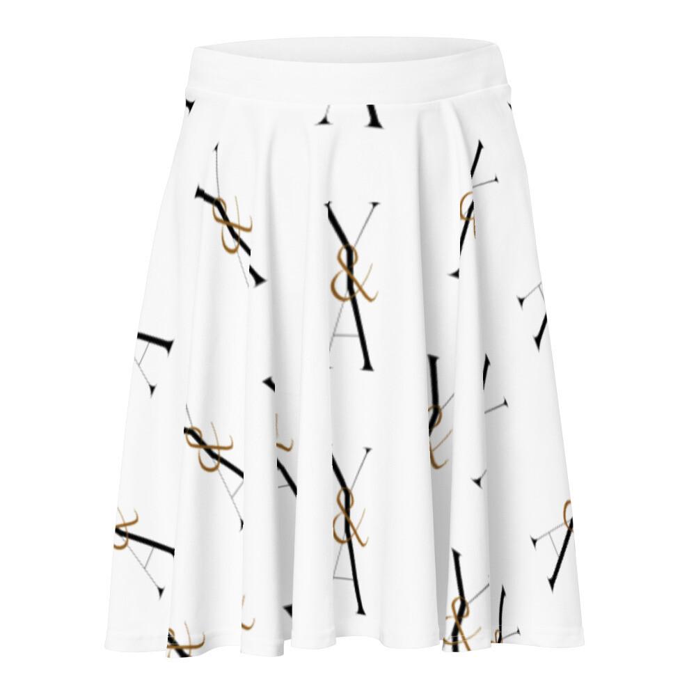 Yes & Amen Skater Skirt