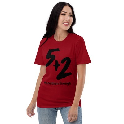 5 and 2 - More Than Enough - Short-Sleeve T-Shirt