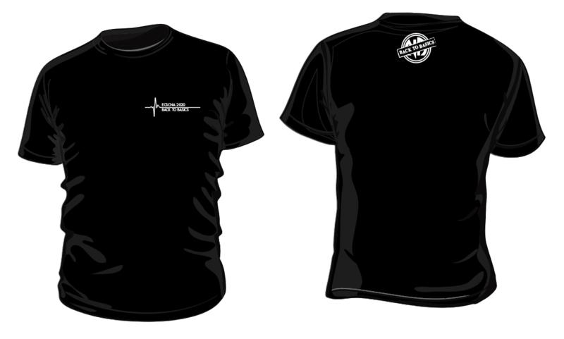 Black T-Shirt (2 For £10)